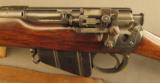 Rare B.S.A. Commercial Long Lee-Enfield Match Rifle Fulton Regulated - 9 of 12