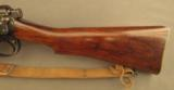 Rare B.S.A. Commercial Long Lee-Enfield Match Rifle Fulton Regulated - 8 of 12