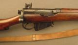 Rare B.S.A. Commercial Long Lee-Enfield Match Rifle Fulton Regulated - 1 of 12
