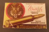 7mm Weatherby magnum ammo Tiger Box 20 Rnds - 1 of 7