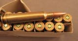 7mm Weatherby magnum ammo Tiger Box 20 Rnds - 7 of 7