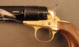 Colt Civil War Centennial 22 Short Pistol - 5 of 10