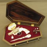 Engraved Colt Revolver Vampire Slayer Detective Special by D'Angelo - 2 of 12