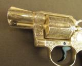 Engraved Colt Revolver Vampire Slayer Detective Special by D'Angelo - 9 of 12