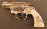 Engraved Colt Revolver Vampire Slayer Detective Special by D'Angelo - 6 of 12