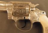 Engraved Colt Revolver Vampire Slayer Detective Special by D'Angelo - 8 of 12