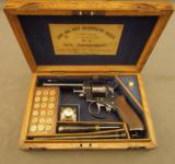 Cased Webley R.I.C. No. 1 Revolver by Army & Navy Cooperative Society