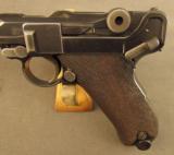 DWM American Eagle Luger Pistol Model 1906 - 7 of 12