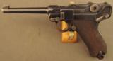 DWM American Eagle Luger Pistol Model 1906 - 6 of 12
