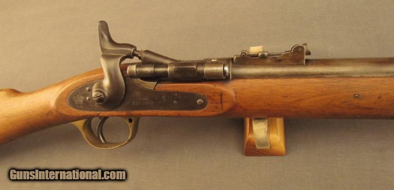 Canadian Snider Mk  II** Cadet Carbine