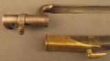 English Pattern 185 Martini Enfield Bayonet - 2 of 6