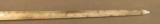 US 1873 Trapdoor Rifle Bayonet - 4 of 6