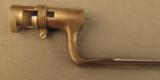 US 1873 Trapdoor Rifle Bayonet - 2 of 6