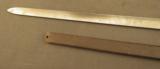 USN Model 1873 Trapdoor Bayonet - 6 of 6