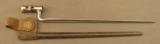 USN Model 1873 Trapdoor Bayonet - 1 of 6