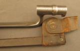 USN Model 1873 Trapdoor Bayonet - 4 of 6