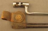 USN Model 1873 Trapdoor Bayonet - 2 of 6