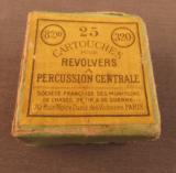French 8 MM Revolver Ammo (320 Rev) - 1 of 6