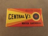 CIL Central V's 22 LR 1957 Box - 1 of 3