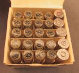 Vintage Remco 38 Special Shot Caps Cartridges - 3 of 3