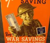 WWII Canadian War Bond Counter Poster - 3 of 8