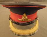 Royal Canadian Artillery Officer's Full Dress Cap - 1 of 6