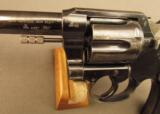British Marked Colt New Service .455 Revolver - 6 of 12