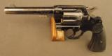 British Marked Colt New Service .455 Revolver - 4 of 12