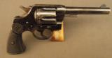 British Marked Colt New Service .455 Revolver - 1 of 12