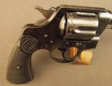 British Marked Colt New Service .455 Revolver - 2 of 12