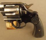 British Marked Colt New Service .455 Revolver - 5 of 12