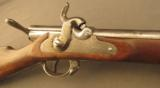 Bavarian Model 1858/67 Podewils-Lindner Rifle - 4 of 12