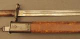 Early 1905 Bayonet In Second Type Scabbard 1912 Date - 4 of 9