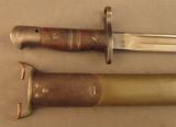 1917 Enfield Bayonet Winchester make - 2 of 7