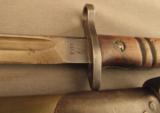 1917 Enfield Bayonet Winchester make - 6 of 7