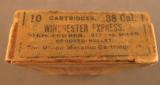 UMC Winchester Ammo 38-90-217 Express Empty Box - 3 of 5