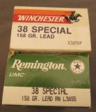 38 Special Ammo 158 Grain Lead Round Nose - 2 of 2