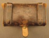 Rhode Island Militia Cartridge Box - 2 of 7