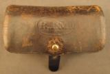Rhode Island Militia Cartridge Box - 1 of 7