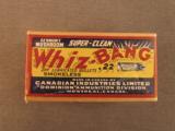 CIL Whiz-Bang 22 Short Mushroom Ammo - 1 of 3