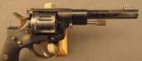 Model 1887 Swedish Revolver by Husqvarna - 3 of 12