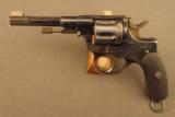 Model 1887 Swedish Revolver by Husqvarna - 4 of 12