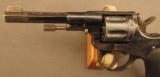 Model 1887 Swedish Revolver by Husqvarna - 6 of 12
