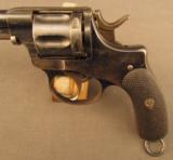 Model 1887 Swedish Revolver by Husqvarna - 5 of 12