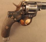 Model 1887 Swedish Revolver by Husqvarna - 2 of 12
