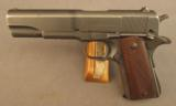 WW2 Remington Rand 1911A1 Pistol 45 Auto - 3 of 8