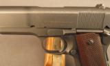 WW2 Remington Rand 1911A1 Pistol 45 Auto - 4 of 8