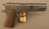 WW2 Remington Rand 1911A1 Pistol 45 Auto - 1 of 8