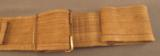 Spanish American War Cartridge Belt 45 Caliber - 2 of 4