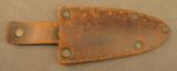 Unique Push Dagger by R. Alldeon of Memphis cir 1860s - 9 of 11